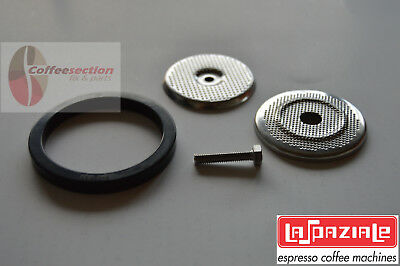 La Spaziale Set - Parts Group Head Kit - Shower Screen Gasket Screw