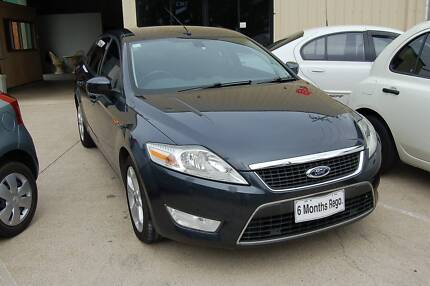 2007 FORD MONDEO TDCI MA TURBO DIESEL AUTOMATIC SEDAN 209,317 K'S Clontarf Redcliffe Area Preview