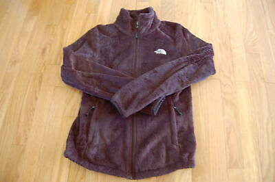 The North Face Black Osito Fleece Jacket Womens Small GUC
