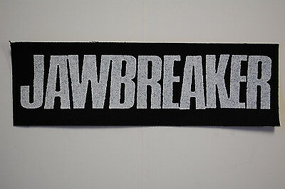 Jawbreaker Cloth Patch (CP210) Rock Mars Volta Sunny Day Real Estate Samiam
