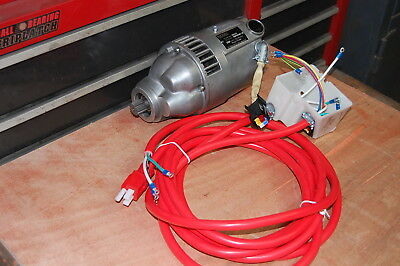 Ridgid 300 Pipe Threader Rigid Motor