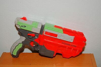 Nerf Vortex Vigilon Disc Blaster Gun