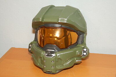 lmet Mask 2015 Disguise Ages 14+ Halloween Costume Cosplay (Halo Master Chief Halloween-kostüm)