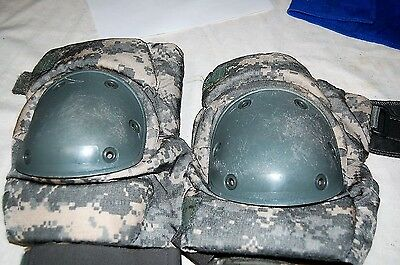USGI MILITARY KNEE PADS CHOOSE STYLE 1 PAIR FOR PAINTBALL TACTICAL WORK GARDEN