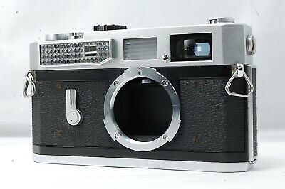 Canon Model 7 Rangefinder Film Camera Body Only  SN865094