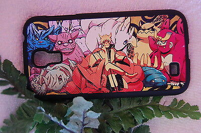USA Seller Samsung Galaxy S4 Anime Phone case Naruto & Tail Beasts