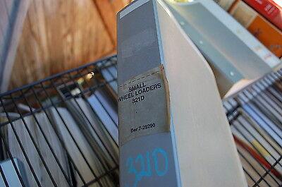 Case 321d Front End Wheel Loader Repair Shop Service Manual Book Overhaul Small