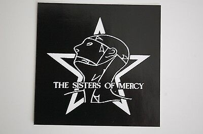 Sisters Of Mercy Sticker Decal (169) Goth Gothic Music Rock Bauhaus Joy Division