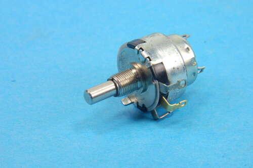 Honeywell Clarostat - CM42789 - Industrial Linear Potentiometer. 10 Ohm w/SPST