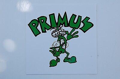 Primus Sticker Decal (S201) Rock Music Car Truck Bumper Window
