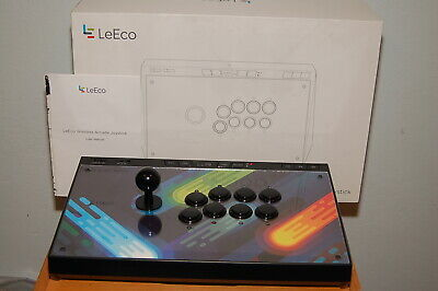 LeEco LeGFS-201 Wireless Arcade Gaming Pad Joystick Controller