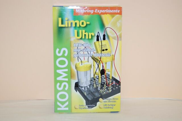Kosmos Limo Uhr unbenutzt