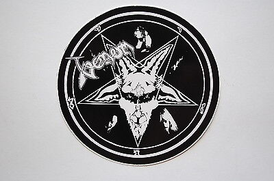 Venom Sticker Decal (388) Rock Metal Gorgoroth Hellhammer Death Immortal Emperor