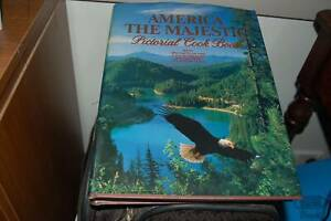 America The Majestic Pictorial Cook Book Zeehan West Coast Area Preview