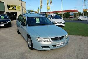 2006 HOLDEN COMMODORE VZ EXECUTIVE AUTOMATIC WAGON 142,000 K'S Clontarf Redcliffe Area Preview