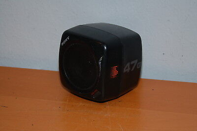 Vintage Sony Sports Active Speaker SRS-47G TESTED AND WORKING! for sale  Shipping to Nigeria