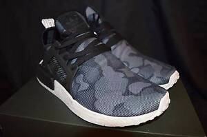 US 9.5 Adidas NMD XR1 Duck Camo Black Leeming Melville Area Preview