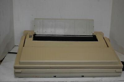Smith Corona Personal Word Processor Pwp80 Typewriter Lcd Screen Floppy Disk Dri