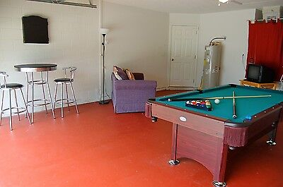 722 Florida Vacation Pool Homes For Rent 4 Bed Home With Games Room 1 Week Deal