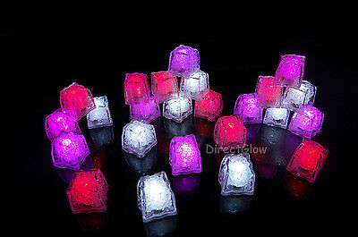 Litecubes LOVE PACK Light up LED Ice Cubes