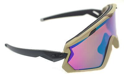 Oakley Windjacke 2.0 OO7072-09 Herren Ski Sonnenbrille Armee Camo Prisma Schnee