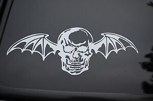 Avenged-Sevenfold-Vinyl-Sticker-Decal-V125-Choose-Color-Rock-Metal-Trivium