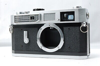 Canon Model 7 Rangefinder Film Camera Body Only SN828265