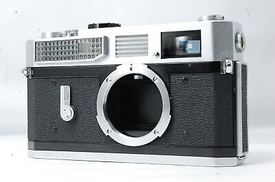 Canon Model 7 Rangefinder Film Camera Body Only  SN846490