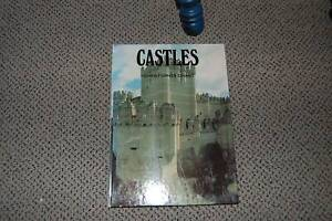 Book on Castles    by Christopher Chant  Hard copy Zeehan West Coast Area Preview