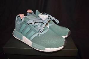 US 9 Womens Adidas NMD R1 Teal Leeming Melville Area Preview