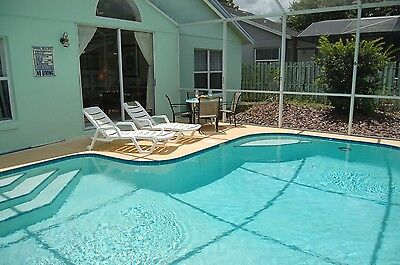 2978 Orlando Vacation Homes For Rent  4 Bed With Private Fenced Pool 2 Weeks