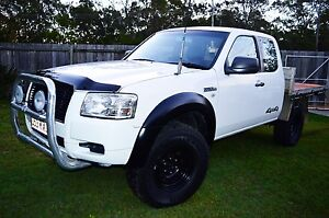Ford Ranger 4WD 3.0 Lift Kit Tray Back Power Windows Rims Noosaville Noosa Area Preview