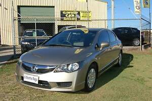 2009 HONDA CIVIC VTi AUTO SEDAN 121,097 K'S Clontarf Redcliffe Area Preview