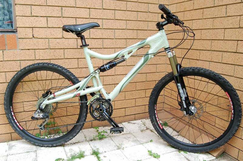 K2 Factory 50 Dual Suspension Mountain Bike Mens Bicycles