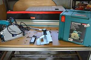Makita 165mm Plunge Cut Circular Saw Kit ( Price reduced ) Paralowie Salisbury Area Preview