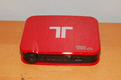 RARE RED Mad Catz Tritton 90203 720+ Gaming Headset Receiver Only Xbox PS3 PC  for sale  San Jose