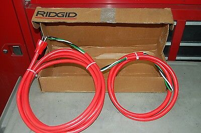 Ridgid Power And Foot Switch Cord 300 535 1822 Rigid