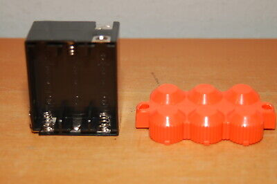 NERF LTX Lazer laser tag blaster Replacement battery holder & cover