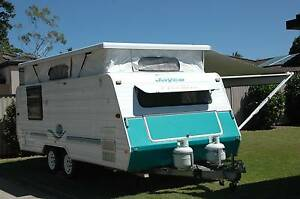 2003 Jayco Freedom Girards Hill Lismore Area Preview