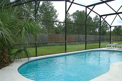 610 Orlando area vacation rental homes 4 bed villa with pool 5 Night deal