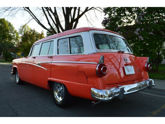 Ford : Fairlane CNTRY SEDAN BEAUTIFUL RARE 1956 FORD FAIRLANE COUNTRY SEDAN WAGON OPTIONAL 292 V8 NICE !!