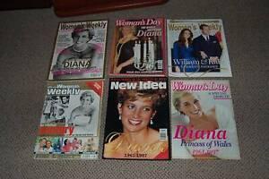 Books Tribute to Princess Diana Zeehan West Coast Area Preview