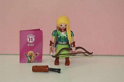 Playmobil 9147 Figures Girls Serie 11 Mrs Robin Hood Bogenschützin Ritter