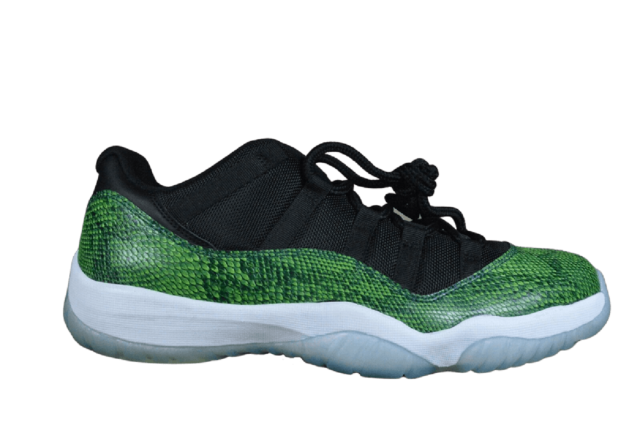 Jordan 11 Green Sneaker