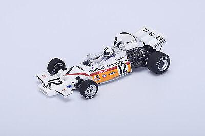 Spark S4292 1:43: McLaren M19A n.12 Winner South African GP 1972 Denis Hulme
