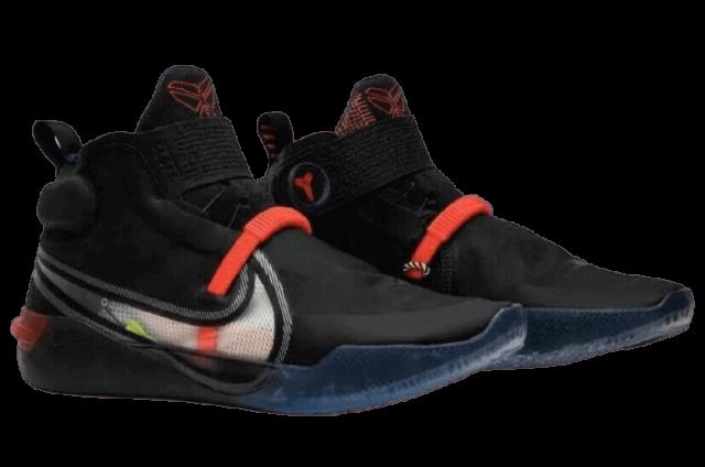 Nike Kobe a.d.nxt Fast Fit Black Red