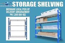 NEW Longspan HD Garage Storage Warehouse Shelving Rack Work Bench Darra Brisbane South West Preview