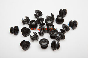 20x-Pack-Black-Mounting-Screws-Assembly-Hardware-Kydex-Holster-Knife-Belt-Sheath