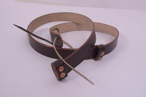 Persian Mauser Model M98 1898 98/29 1929 CZ BRNO Leather Persia Rifle Sling
