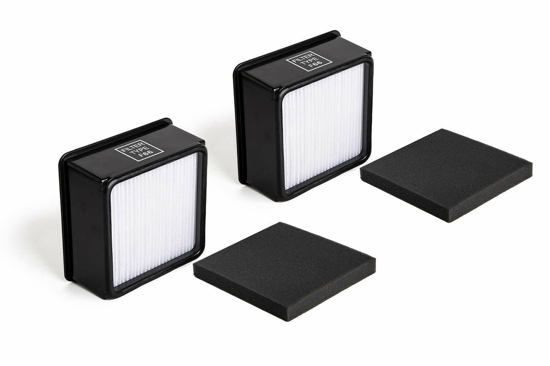 Green Label Filter Kit F66 for Dirt Devil Vacuum – 2 Pack